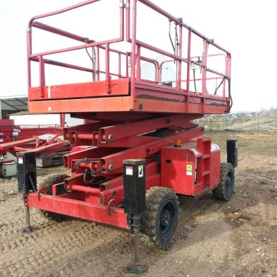 Haulotte scissor lifts all-machinery.eu