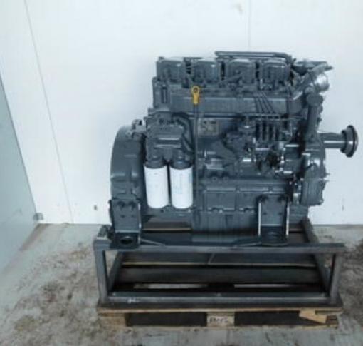 LIEVHERR D924 TIE variklis