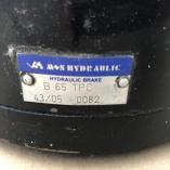 Hydraulic brake B65 TPC 43 05 0082.Aivenos_statybine_technika_3